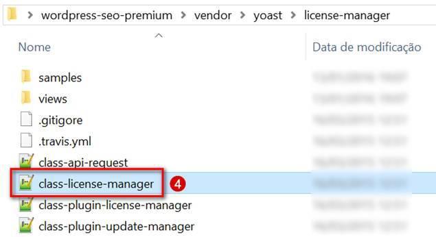 Your WordPress SEO Premium license is inactive