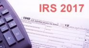Como entregar IRS em 2017?