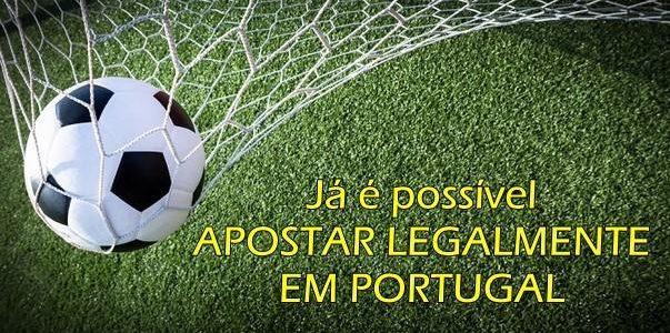 Já é possível apostar legalmente em Portugal