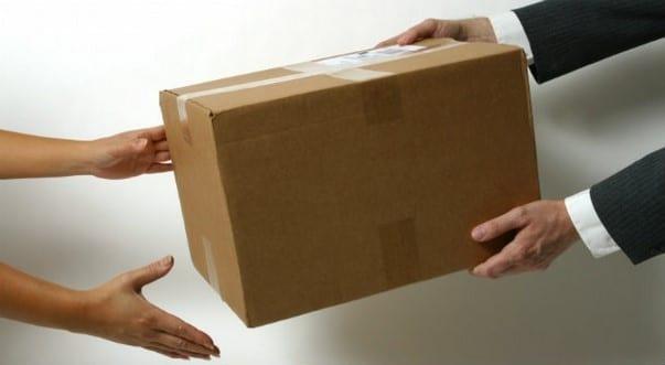 Como enviar uma encomenda à cobrança?